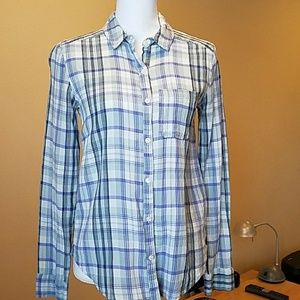 BP brand plaid shirt